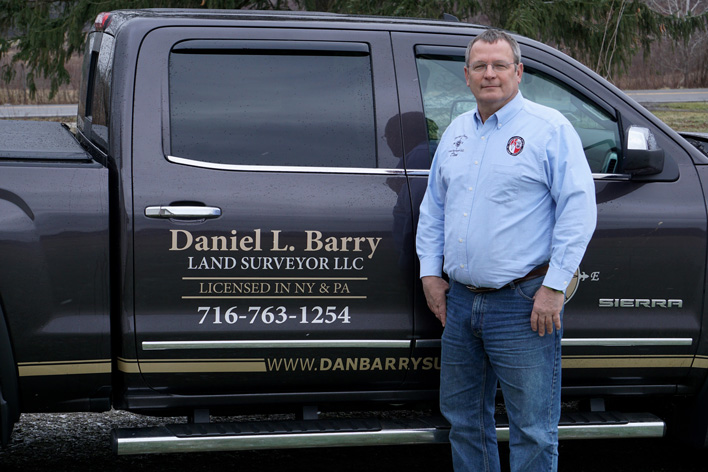 Dan Barry Land Surveyor