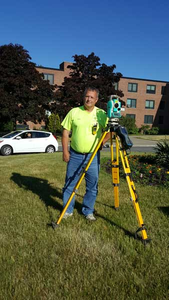 Buffalo State College Topographic Survey
