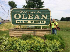 Olean Survey