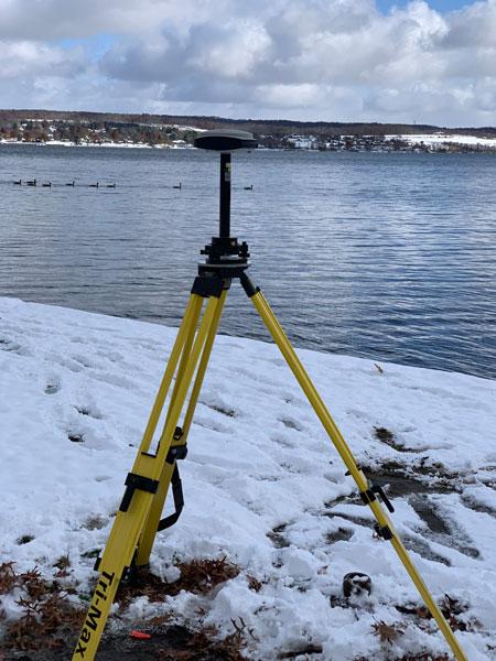 Cheney Point Chautauqua Lake Survey